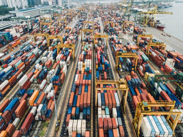 India is on track to surpass the $400 billion mark in yearly exports