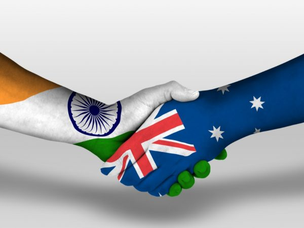 Australia and India are collaborating to increase bilateral trade and investment