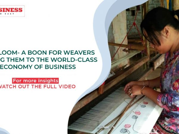 A Block Level Cluster Scheme under the National Handloom Development Programme aiming to upgrade the weavers of our society