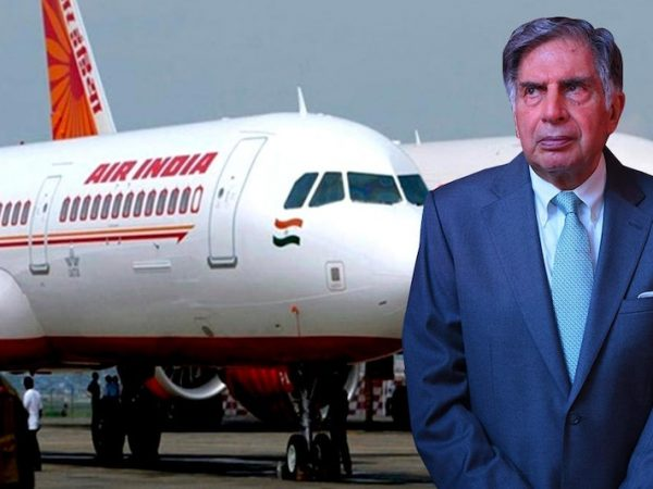 Tata Sons all ready to take over Air India